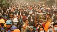 Penentang Kudeta Myanmar Bikin Pemerintahan Baru