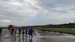Menhub Kaget Bandara di NTT Sempat Terendam Banjir 1 Meter Akibat Badai