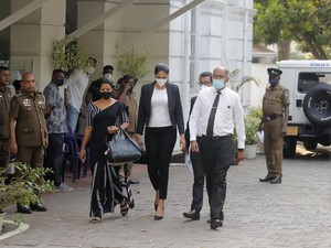 Drama Mahkota Mrs Sri Lanka Dicopot, Mrs World Ditahan Polisi