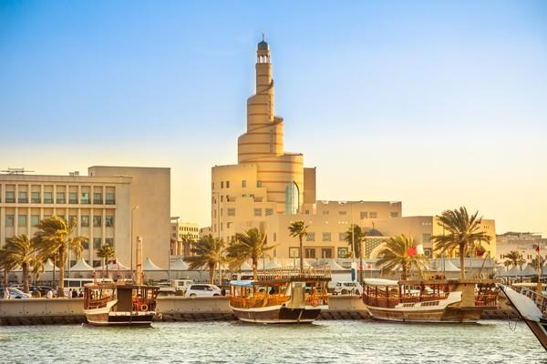 Untuk liburan, Qatar termasuk yang populer di dunia.