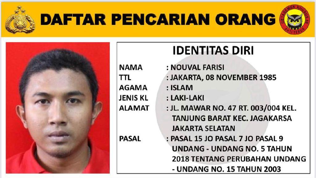 DPO NF Ditangkap Usai Orang Tuanya Berikan Informasi