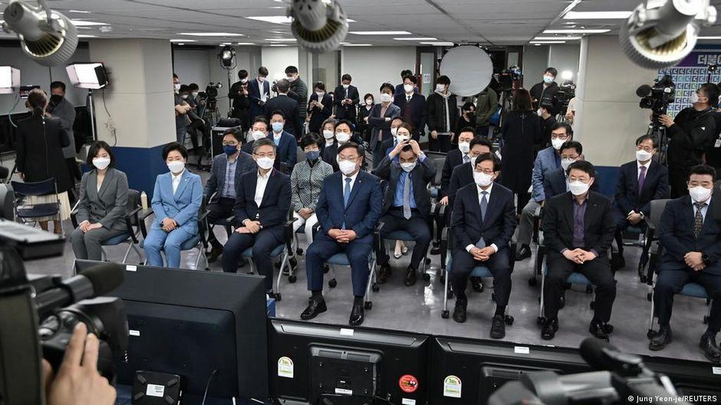 Partai Oposisi di Korea Selatan Menang Telak dalam Pemilihan Kepala Daerah