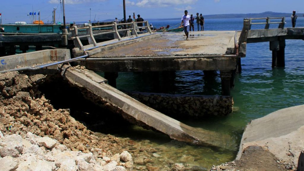 Nelayan Selamatkan Warga Desa NTT Saat Siklon Seroja Diberi Anugerah BMKG