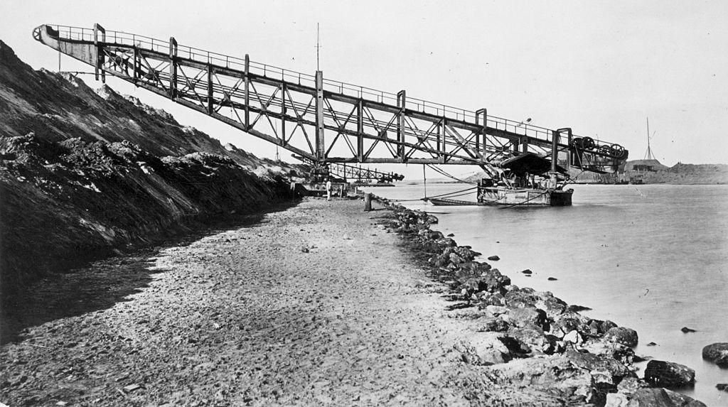 Terusan Suez, Sejarah Jalur Transportasi yang Menghubungkan antara Dua Laut