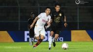 8 Besar Piala Menpora: PSIS Vs PSM Masih Tanpa Gol di Babak Pertama