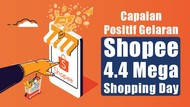 Transaksi Penjual UMKM Naik 5x Lipat di Shopee 4.4 Mega Shopping Day