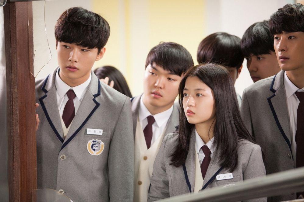 Drama Korea 'Solomon's Perjury'