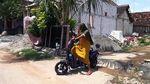 Suasana Terkini Kampung Miliarder di Tuban