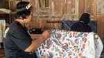 Tahan Banting! Perajin Batik Masih Eksis di Tengah Pandemi