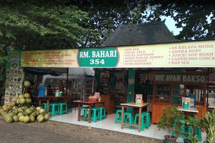 tempat makan di TMII