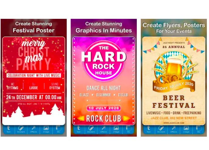 Aplikasi Poster