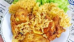 Resep Pembaca : Ayam Kremes yang Gurih Renyahnya Nampol