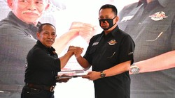 Bamsoet Dorong Bela Diri Tarung Derajat Masuk ke Sea Games