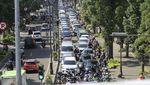Bandung Dipadati Kendaraan Jelang Ramadhan