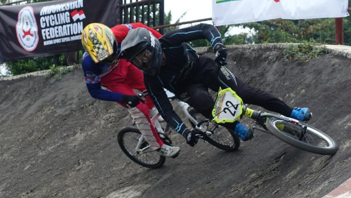Indonesian Cycling Federation (ICF) menyelenggarakan balapan BMX perdana di masa pandemi COVID-19. Di Sleman, Yogyakarta, ICF BMX International Championship yang digelar.