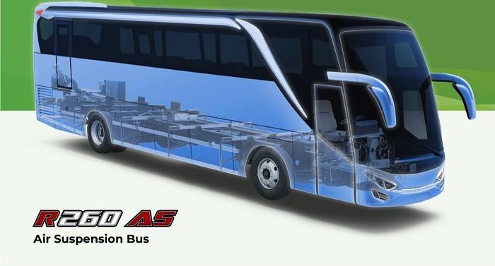 Bus Air Suspension