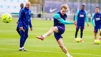 Menengok Persiapan Terakhir Barcelona Jelang El Clasico