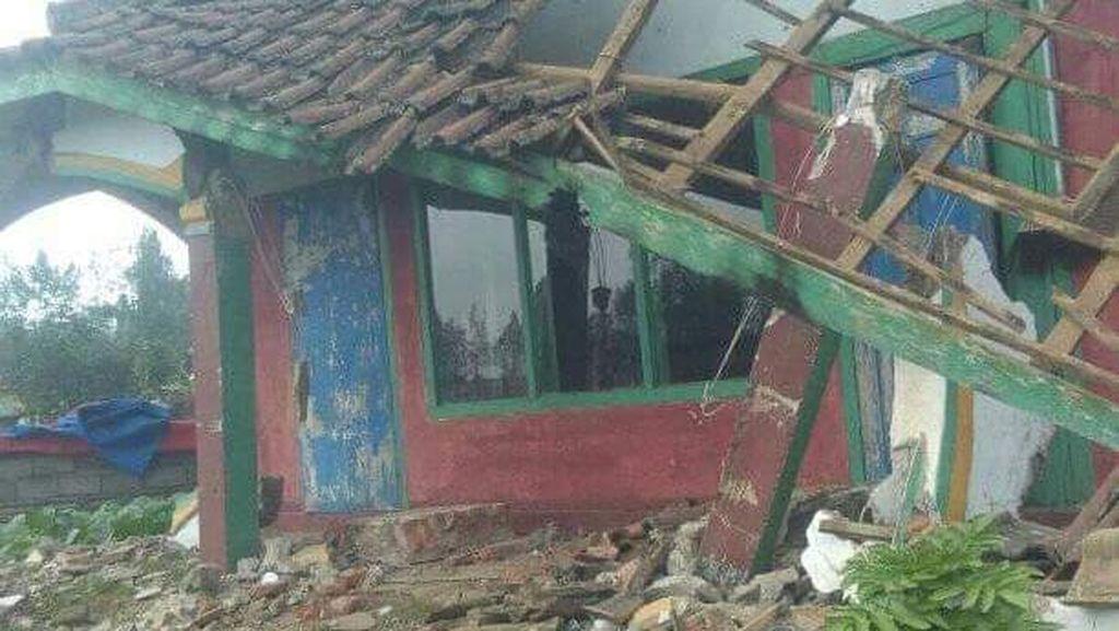 Gempa Malang Rusak 5 Rumah dan 1 Musala di 2 Kecamatan Probolinggo