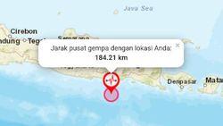 Ini 21 Wilayah di Jatim yang Merasakan Getaran Gempa Malang