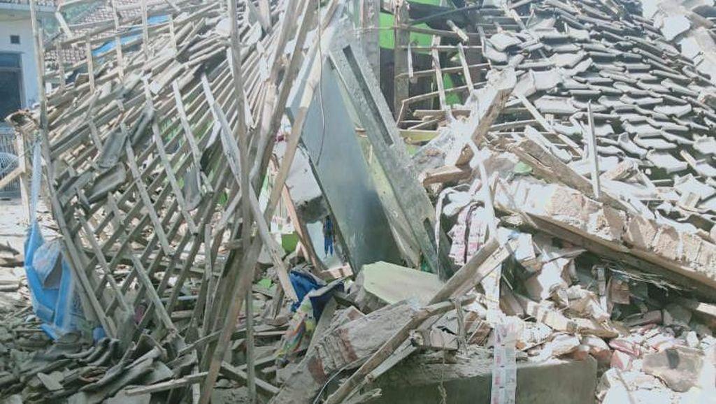 Analisis PVMBG soal Gempa M 6,1 di Malang