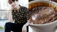 J-Hope BTS Bikin Kopi Drip, Hasilnya Ditertawakan Suga BTS!