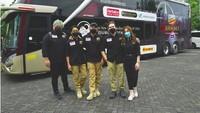 Jordi Onsu dan Tim Harus Jalani Pembersihan Setelah Mobil Masuk Jurang
