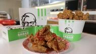 Cocok Buat Sahur & Berbuka, Yuk Coba Kreasi KFC Winger Saus Mentega