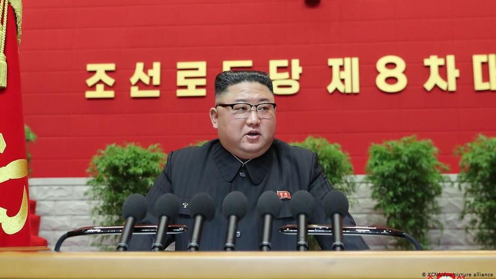 Kim Jong-Un Sebut Kesulitan Saat Ini Mirip Bencana Kelaparan Tahun 1990-an