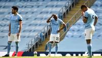 Hasil Liga Inggris: Man City Ditumbangkan 10 Pemain Leeds