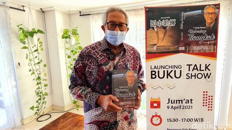 Mantan Dubes RI untuk China Sugeng Rahardjo