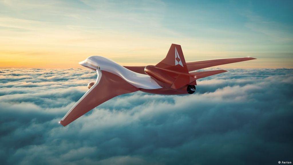 Mimpi Penerbangan Komersial Supersonik dan Hipersonik Kian di Ambang Mata