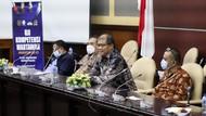 Hadapi COVID-19, Jurnalis Parlemen Diharapkan Hadirkan Optimisme