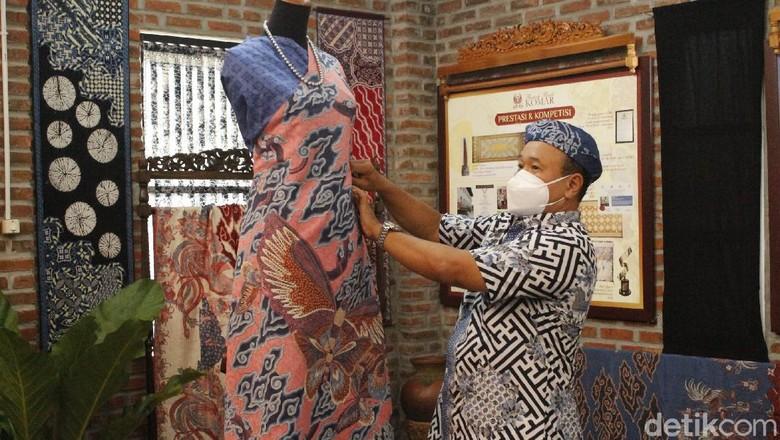 Museum Batik Komar yang Instagramable di Bandung
