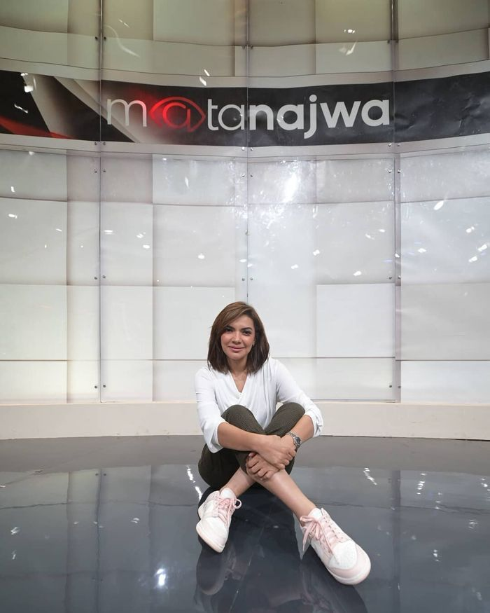 Gaya Kuliner Najwa Shihab