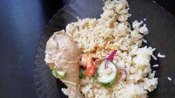 Nasi Gaul, Hidangan Langka Khas Banjar yang Lebih Populer di Malaysia