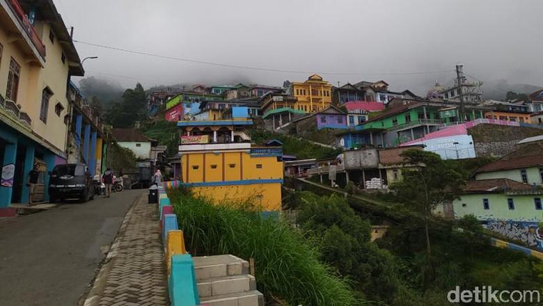 Nepal van Java di Desa Butuh, Kaliangkrik, Magelang, Jateng