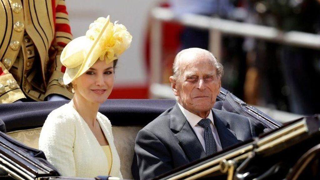 Pangeran Philip Tutup Usia, Belasungkawa Mengalir dari Pemimpin Dunia
