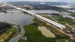 Progres Terkini Pembangunan Tol Jakarta-Cikampek II Selatan