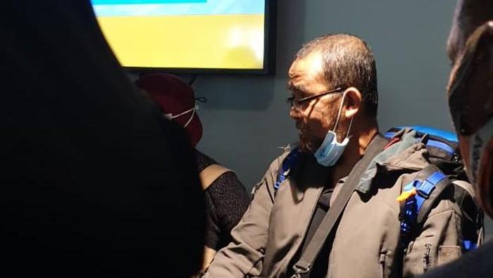 Proses penangkapan FA (dok. Polri)