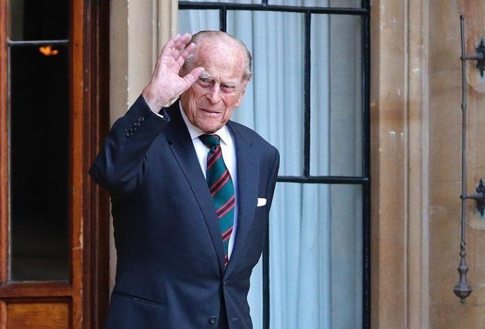 Rahasia Pola Makan Pangeran Philip yang Membuatnya Capai Umur 99 Tahun