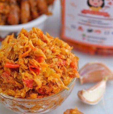 rekomendasi tempat beli sambal enak di instagram.