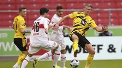Stuttgart Vs Dortmund: Comeback, Die Borussen Menang 3-2