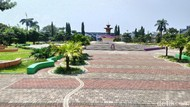 Taman Raflesia Ciamis, Dulu Pasar Kini Arena Piknik