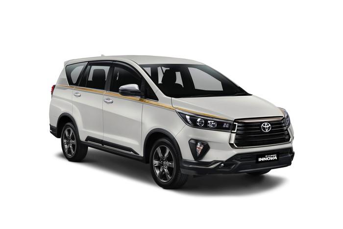Toyota Kijang Innova Edisi Terbatas 50 Tahun