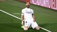 Benzema Tumpuan Gol Real Madrid