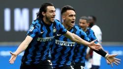 Inter Vs Cagliari: Gol Darmian Menangkan Si Ular
