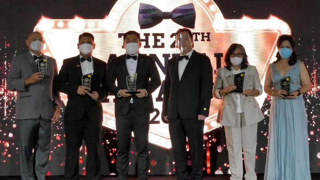 Apresiasi untuk Kinerja Terbaik di Masa Pandemi