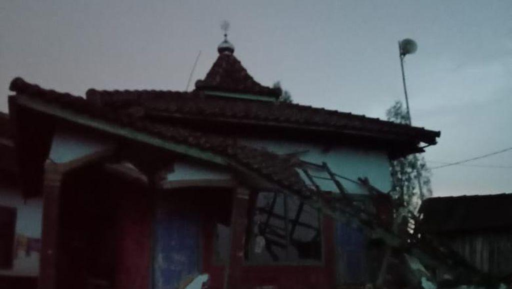 Terdampak Gempa Malang, BPBD Kab Probolinggo Rinci Bangunan yang Rusak