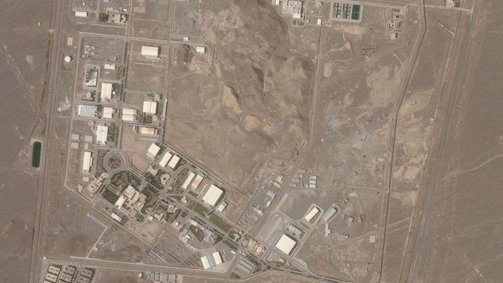 Fasilitas Nuklir Iran Disabotase Teroris