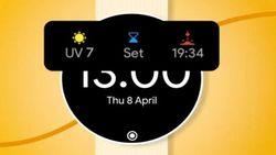 Smartwatch Wear OS Lindungi Pengguna dari Sengatan Matahari